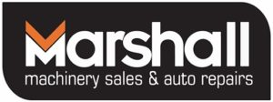 Marshall Machinery Logo