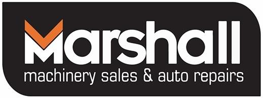 Marshall Machinery Logo